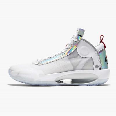 "Air Jordan XXXIV ""White..."