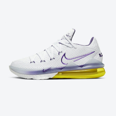 "Nike Lebron 17 Low ""Lakers..."