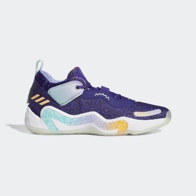Детские Adidas D.O.N Issue 3
