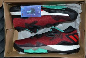 adidas crazylight boost low 2016 AQ7761